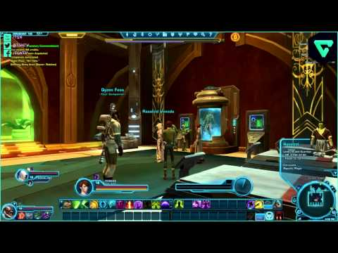 Let's Play Star Wars The Old Republic Jedi With Criana Part 17