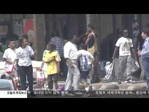 "LA 주민 60%  ""폭동 재발 우려"" 4.26.17 KBS America News"