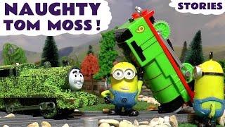 Naughty Tom Moss