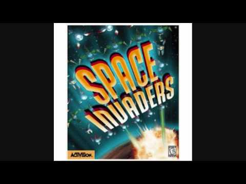 space invaders playstation game