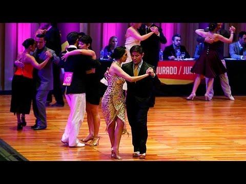 Αργεντινή: Στο ρυθμό του Παγκόσμιου Πρωταθλήματος Τάνγκο το Μπουένος Άιρες