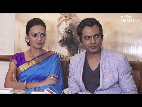 Nawazuddin Siddiqui & Bidita Bag Interview For Babumoshai Bandookbaaz