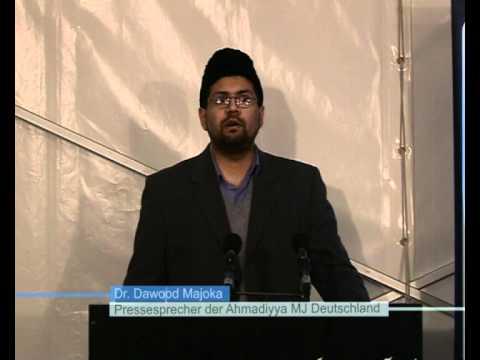 Ramadan Iftar Empfang 2010 in der Fazle Omar Moschee in Hamburg