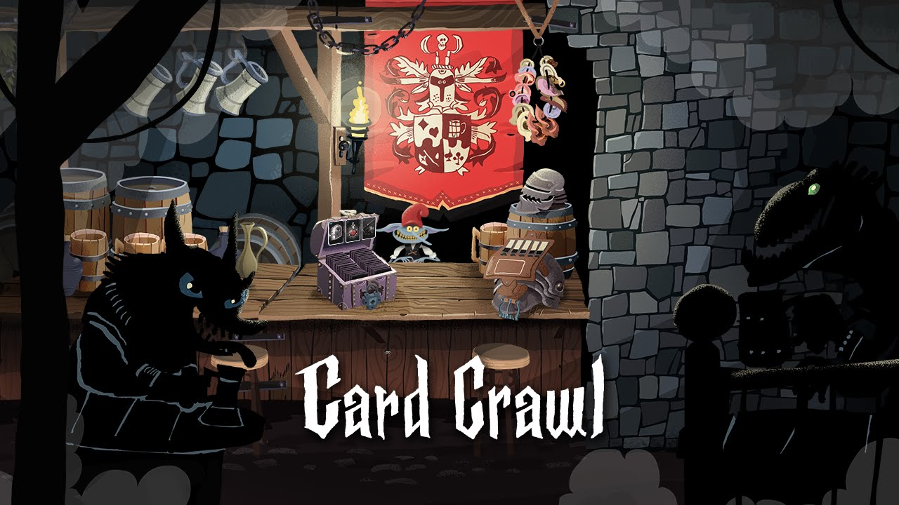 'Card Crawl' Review - Just One More Time