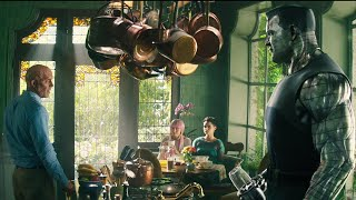 "VIDEO: DEADPOOL 2 – ""X Mansion"" Deletedd Scene"