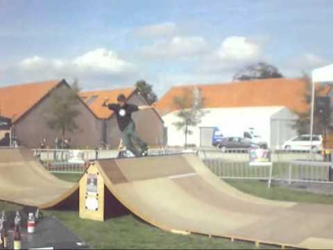 Skate Fest 2010 - Marijn (видео)