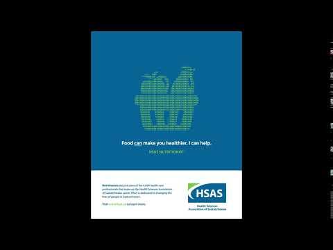 HSAS Nutritionist