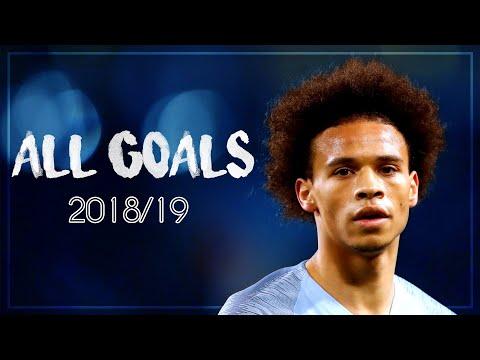 Leroy Sané 2018/2019 | All Goals So Far | English Commentary