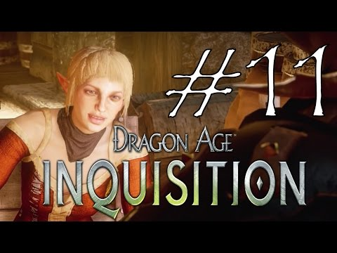 Dragon Age: Inquisition - No Commentary Story Playthrough - #11 Companion Chats