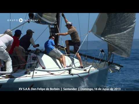 RCMSantander- XV SAR Don Felipe de Borbón, domingo