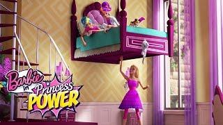 Barbie    In Princess Power Trailer   Barbie