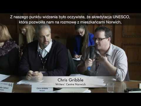 Konferencja Kreatywne Miasta i Regiony - reportaż