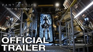 Nonton Fantastic Four   Official Hd Trailer  3   2015 Film Subtitle Indonesia Streaming Movie Download