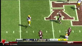 Johnny Manziel vs LSU (2012)