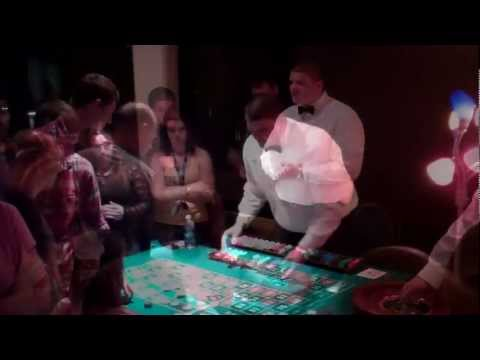 The School of Hotel & Restaurant Management held its 18th annual Casino Nite on September 24, 2011.