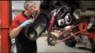 9. 2013 Polaris RZR 900XP clutch housing waterproofing tutorial, detailed!  PowerModz!