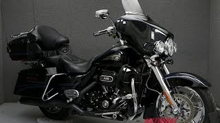 7. 2013  HARLEY DAVIDSON  FLHTCUSE CVO ELECTRA GLIDE ULTRA CLASSIC  - National Powersports Distributors