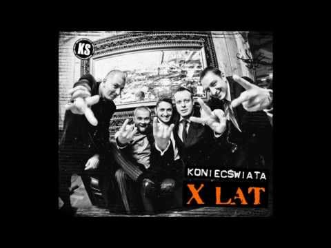 Tekst piosenki Koniec Świata - Czarny kot, biały kot po polsku