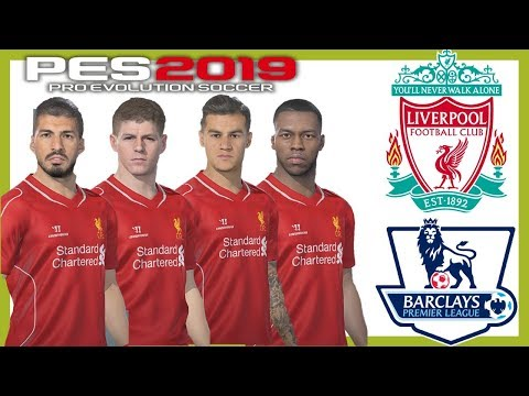 Liverpool 2013/2014 Squad | Real Let's Game
