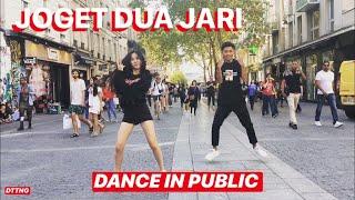 Video JOGET AISYAH JATUH CINTA PADA JAMILA DANCE IN PUBLIC by David & Océane   Choreo Natya Shina MP3, 3GP, MP4, WEBM, AVI, FLV September 2018