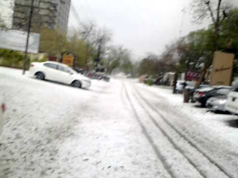 hailing in lahore at 26-02-2011.mp4
