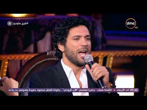 حسن الرداد يغني بالهندية وياسمين صبري تصاحبه رقصا