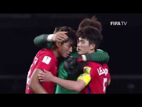 Match 13: Korea Republic V. Argentina - FIFA U-20 World Cup 2017