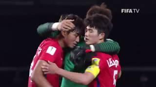 【FCバルセロナ所属の二人が魅せる!】U-20ワールドカップ、韓国代表がアルゼンチン代表を撃破!! | socsoc(サクサク)