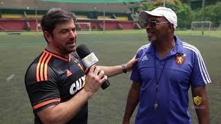 Entrevista com Luis Carlos, um dos maiores artilheiros do Leão