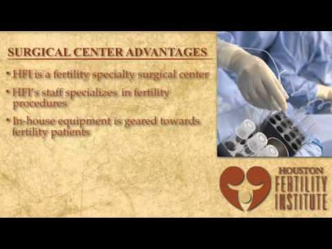 Fertility Clinic Houston, Texas - In-house Surgery Center
