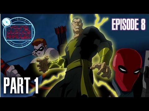 YJ Abridged Episode # 8: Unusual Suspects - Part 1