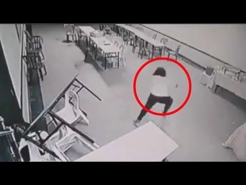 fenomeni paranormali catturati dalle telecamere