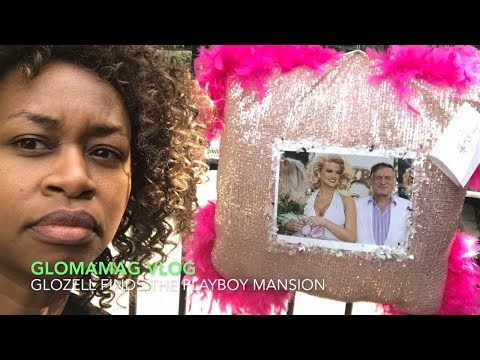GloZell Finds the Playboy Mansion Vlog