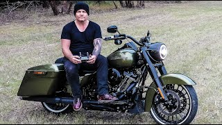 4. HARLEY DAVIDSON ROAD KING SPECIAL REVIEW AFTER 10,000 MILE EPIC ROAD TRIP