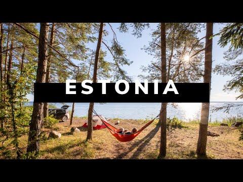 ESTONIA TRAVEL DOCUMENTARY   A Baltic Road Trip Adventure
