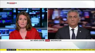 Sky News Interview with Prince Reza Pahlavi regarding the latest Freedom Movement in Iran