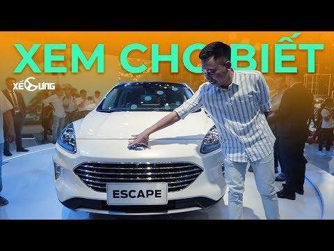 Cùng xem chiếc Ford Escape 2020 mới có gì nhé @ vcloz.com