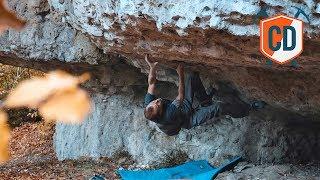 Roof Climbing At It's Best...STUNNING Boulder | Climbing Daily Ep.1470 by EpicTV Climbing Daily
