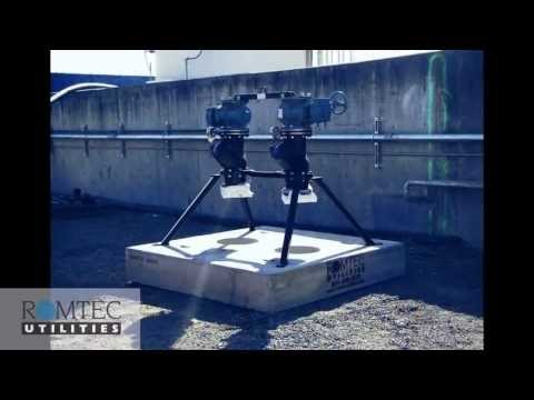 Typical Above-Ground Valve & Mechanical Assembly Overview
