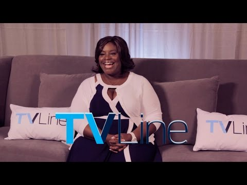 """Retta """"Parks and Recreation"""" Interview at Comic-Con 2014 - TVLine"""