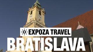 Bratislava Slovakia  city photos : Bratislava (Slovakia) Vacation Travel Video Guide