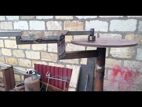 Изготовить станок для холодной ковки своими руками