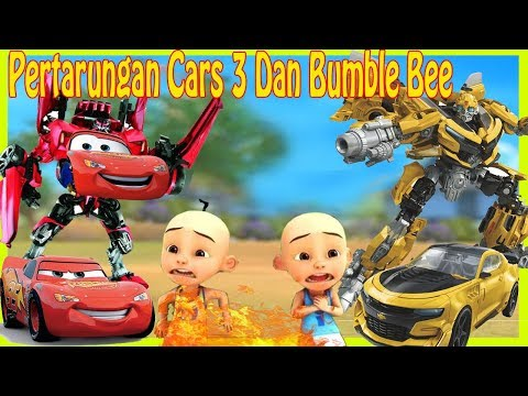 Bumble Bee Bertemu Transformers Mc Queen Upin Dan Ipin T4kut - Gta Lucu Dyom