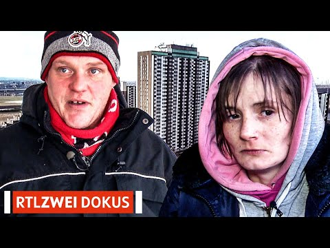 ENDLICH nicht mehr obdachlos!! | Armes Deutschland | RTLZWEI Dokus