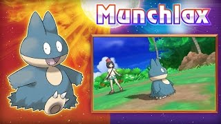 Pokemon Sun/Moon - Special Munchlax Trailer by GameSpot