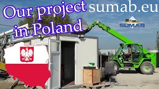 Containerized K-40 (40m3/h) Mobile Plant - Highly Productive youtube video