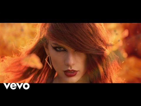 Taylor Swift feat. Kendrick Lamar – Bad Blood