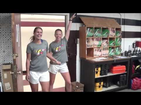 "Washington College Women's Soccer - ""Shake It Off"""