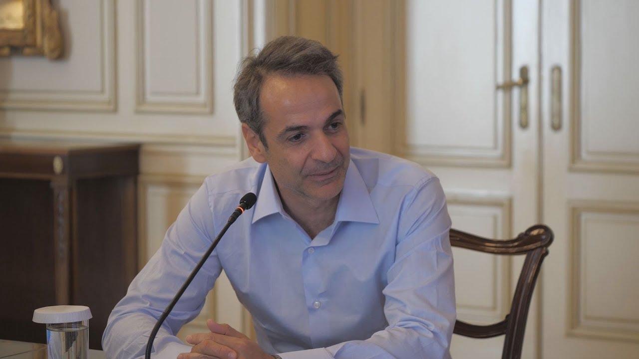 Κυρ. Μητσοτάκης: Απολύτως πετυχημένο το εγχείρημα της εκπαιδευτικής τηλεόρασης