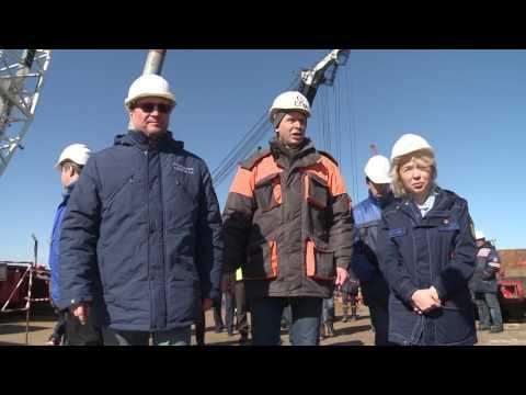 Ростехнадзор: строительство моста вКрым гарантирует самые высокие стандарты качества